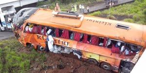 Seis pessoas morreram na hora devido ao acidente (Foto: Antônio Nascimento – Banda B)
