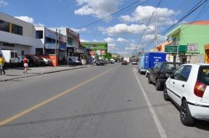 Rua Eduardo Pinto da Rocha no Osternack