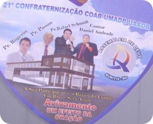 21° CONFRATERNIZAÇÃO DA ASSEMBLEIA DE DEUS EM BURITIS-RO