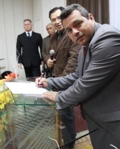 Valdemir José Dias.(Imagens: Marcos Pereira )