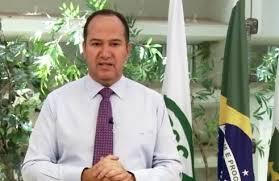 Pastor Everaldo Pereira, pré-candidato à Presidência da República pelo PSC